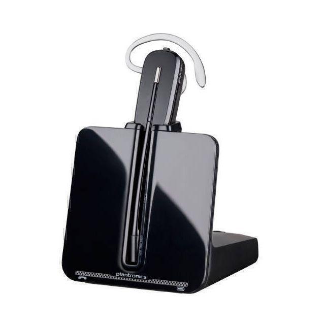 POLY CS540/A Headset oorhaak Zwart