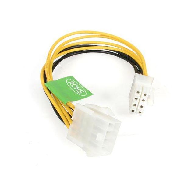 StarTech.com EPS8EXT internal power cable 0,203 m
