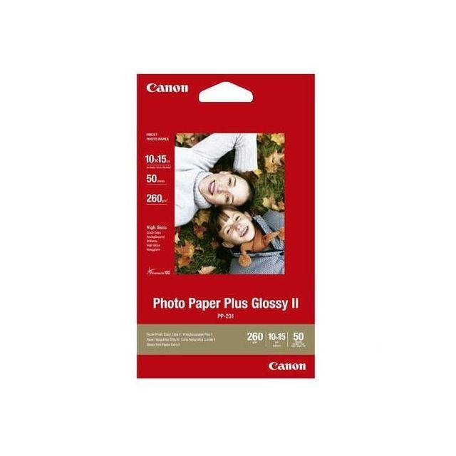 Canon PP-201 pak fotopapier Rood Hoogglans