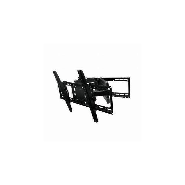 Gembird WM-80RT-01 TV mount 2,03 m (80 inch) Zwart