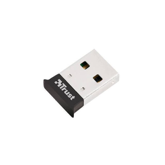 Trust Manga   Bluetooth 4.0 USB Adapter   Ultra Klein Formaat   max 15 meter