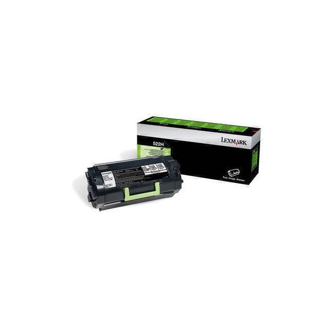 Lexmark 522H toner cartridge 1 stuk(s) Origineel Zwart