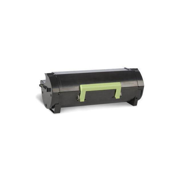 Lexmark 602H toner cartridge 1 stuk(s) Origineel Zwart