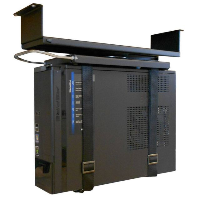 Newstar CPU-D050 Bureau-gemonteerde CPU-houder Zwart