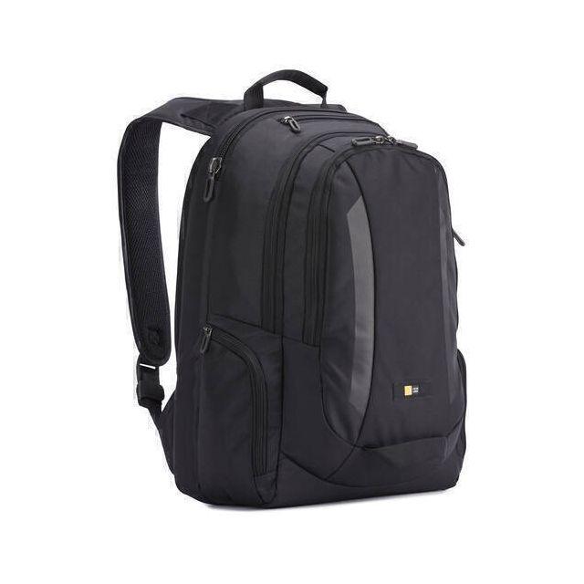 Case Logic RBP-315 Black notebooktas 39,6 cm (15.6 inch) Rugzakhouder Zwart