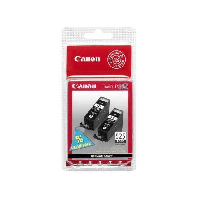 Canon PGI-525 PGBK, 2-pack inktcartridge 2 stuk(s) Origineel Zwart