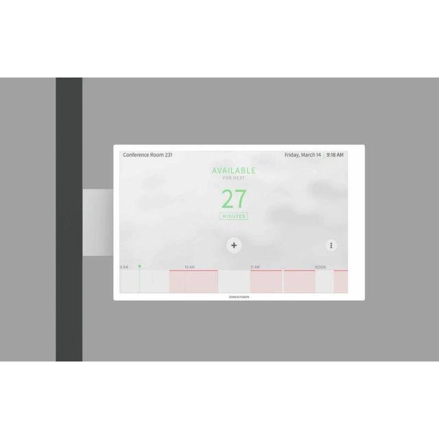 Crestron Electronics TSW-770/1070-MUMK-W houder Passieve houder Beeldscherm Wit