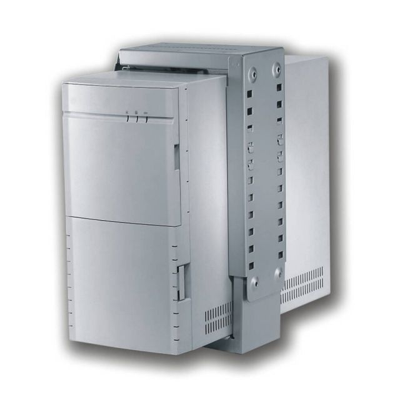 Newstar CPU-D100 Bureau-gemonteerde CPU-houder Zilver