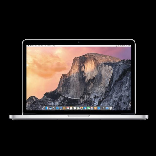 Apple Macbook Pro 13,3 inch (Mid 2014) 2,8GHz Intel Core i5-4308U 8GB RAM 256GB SSD Intel Iris 1536MB macOS Big Sur B Grade