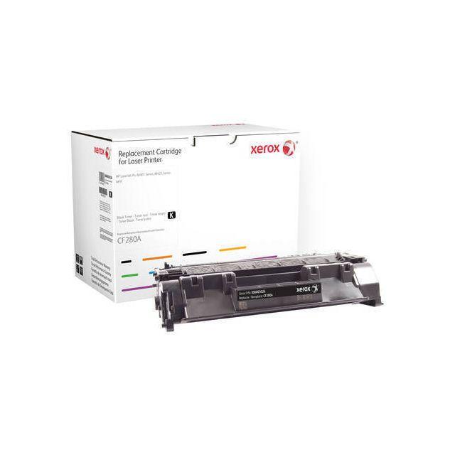 Xerox Zwarte toner cartridge. Gelijk aan HP CF280A.