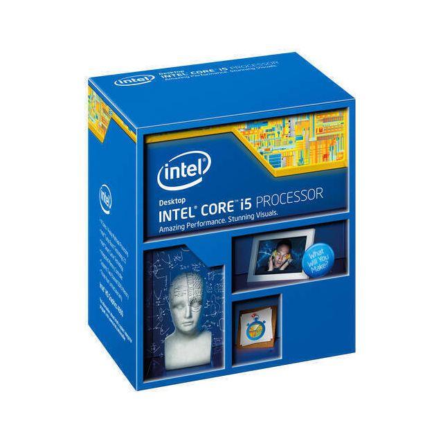 Intel Core i5-4460 processor 3,2 GHz 6 MB Smart Cache Box