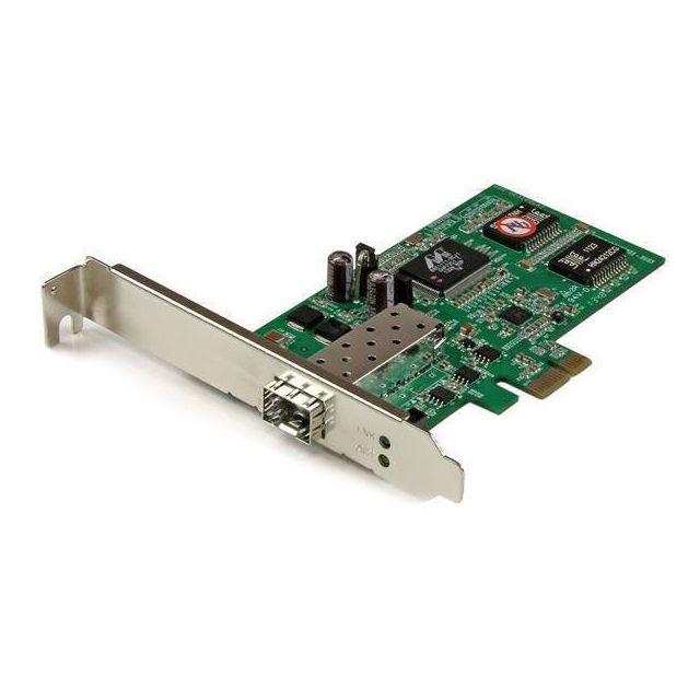 StarTech.com PEX1000SFP2 netwerkkaart Intern Fiber 2000 Mbit/s