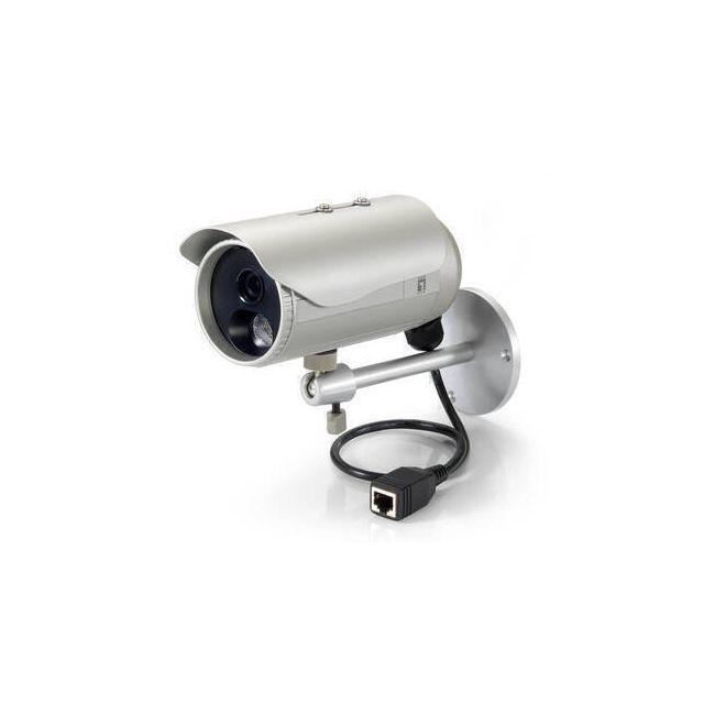 LevelOne FCS-5053 bewakingscamera IP-beveiligingscamera Buiten Rond 2048 x 1536 Pixels Muur