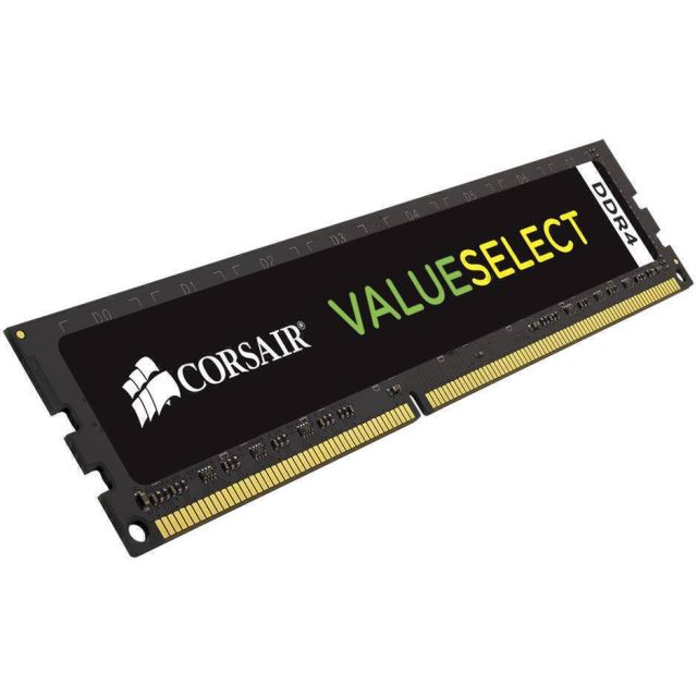 Corsair Value Select 8GB PC4-17000 geheugenmodule 1 x 8 GB DDR4 2133 MHz