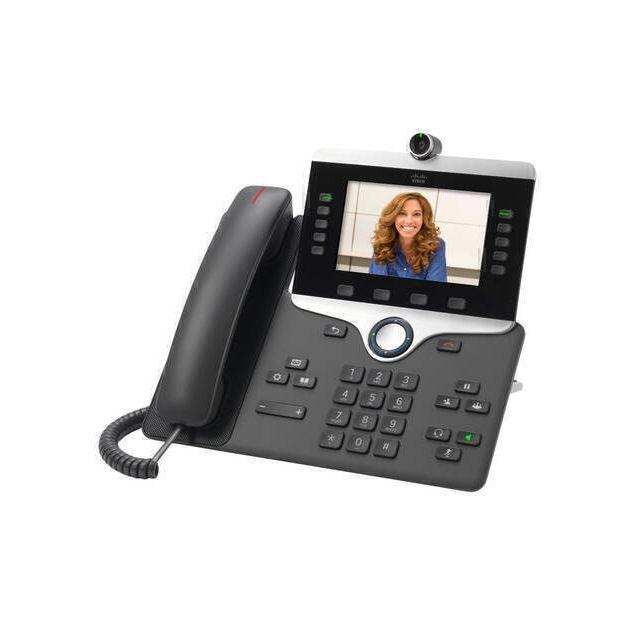 Cisco IP PHONE 8845 IP telefoon Kolen LCD