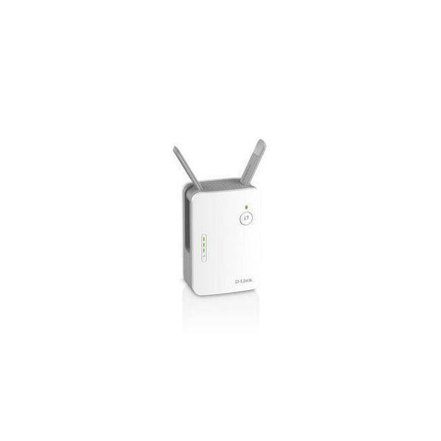 D-Link DAP-1620/E netwerkextender Netwerkrepeater Wit