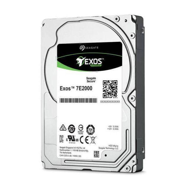 Seagate Enterprise ST1000NX0423 interne harde schijf 2.5 inch 1000 GB SATA III