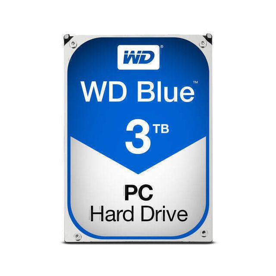 Western Digital Blue 3.5 inch 3000 GB SATA III