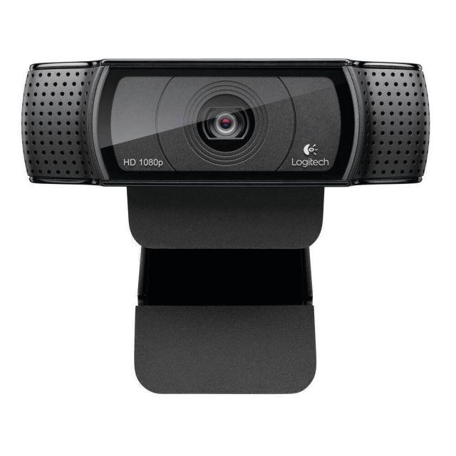 Logitech C920 HD Pro webcam 15 MP 1920 x 1080 Pixels USB 2.0 Zwart