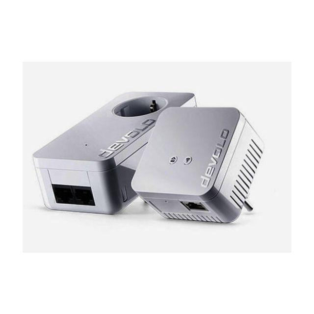 Devolo dLAN 550 WiFi Starter Kit 500 Mbit/s Ethernet LAN Wi-Fi Wit 2 stuk(s)