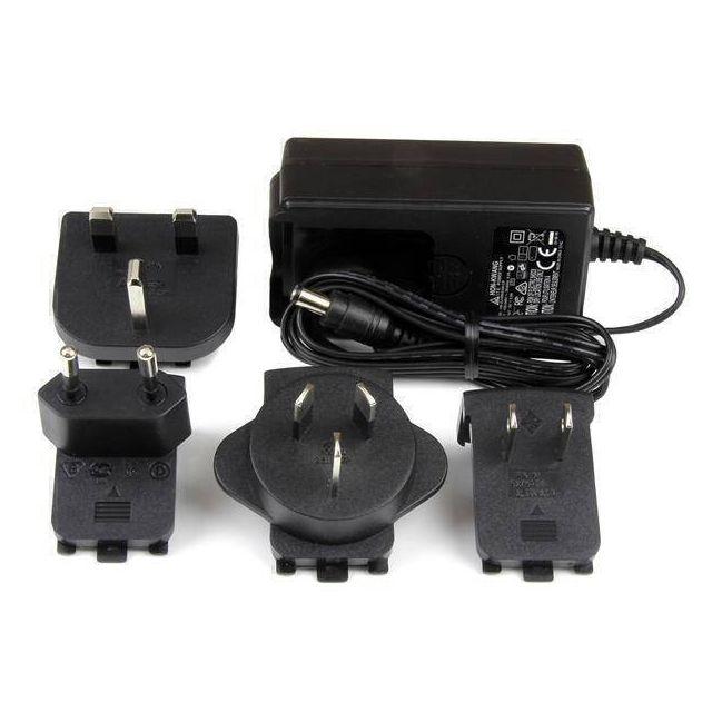 StarTech.com SVA5M3NEUA power adapter/inverter Binnen Zwart