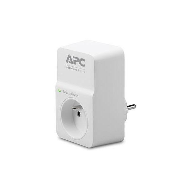 APC SurgeArrest 1 Wit 230 V PM1W-FR