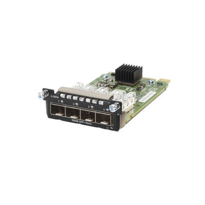 HP Aruba 3810M 4SFP+ network switch module