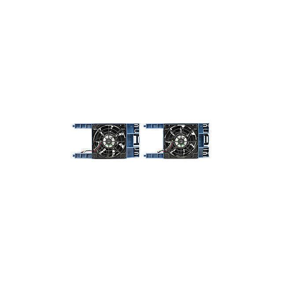Hewlett Packard Enterprise HPE ML30 Gen9 Front PCI Fan Kit Computer behuizing Ventilator Zwart, Blauw