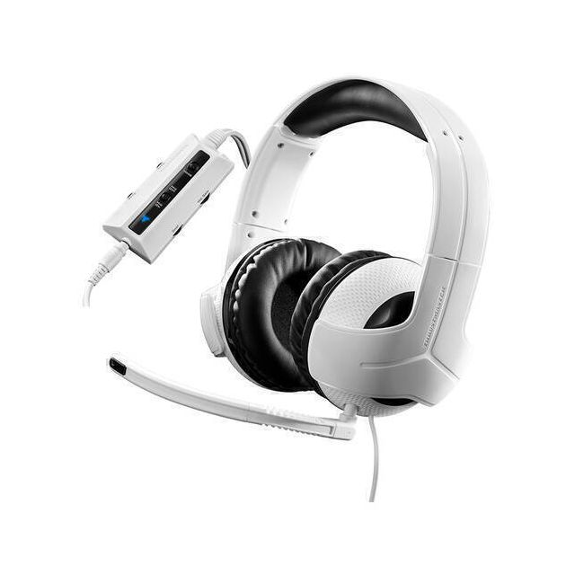 Thrustmaster Y-300CPX Headset Hoofdband 3.5 mm connector Wit