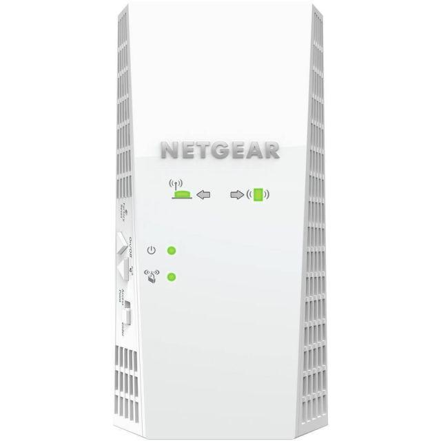 Netgear Nighthawk X4 Netwerkrepeater Wit 10, 100, 1000 Mbit/s
