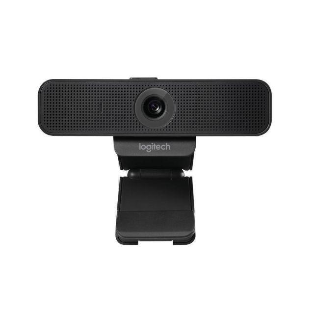 Logitech C925e webcam 1920 x 1080 Pixels USB 2.0 Zwart
