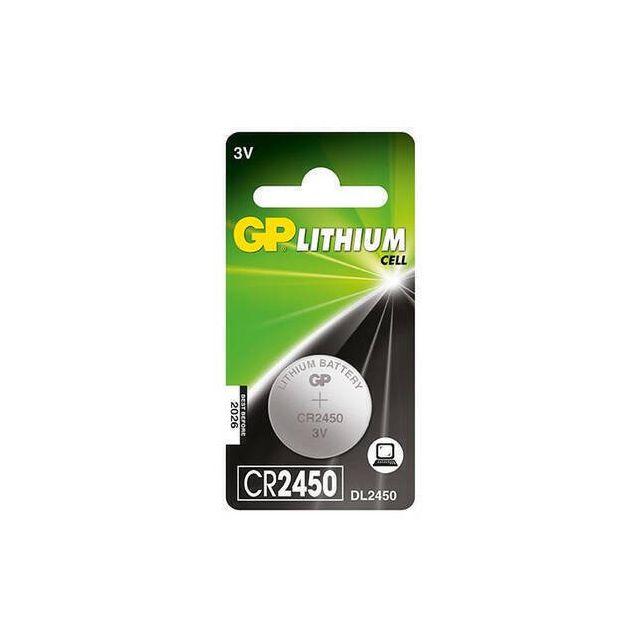 GP Batteries Lithium Cell CR2450 Wegwerpbatterij