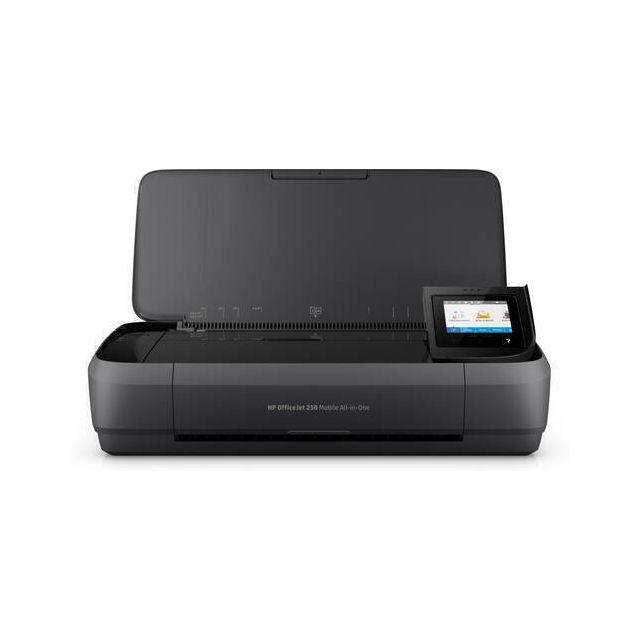 HP OfficeJet 250 Thermische inkjet A4 4800 x 1200 DPI 10 ppm Wi-Fi