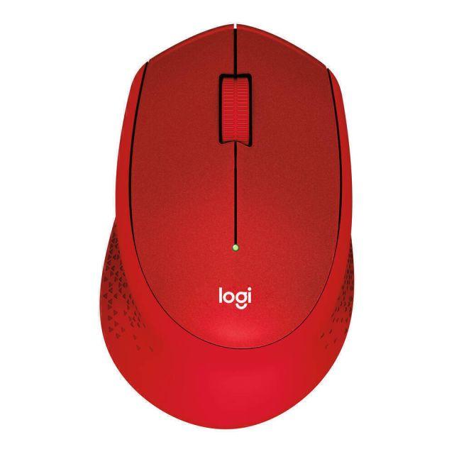 Logitech M330 Silent Plus muis Rechtshandig RF Draadloos Mechanisch 1000 DPI