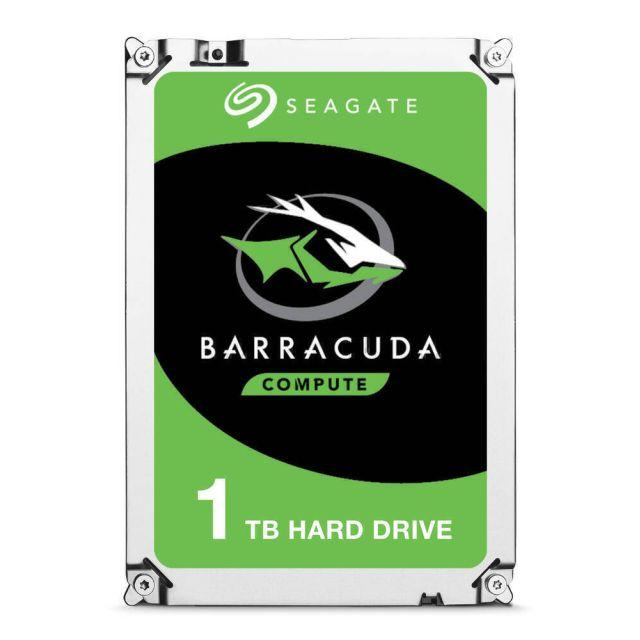 Seagate Barracuda ST1000DM010 interne harde schijf 3.5 inch 1000 GB SATA III