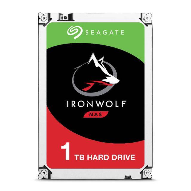 Seagate IronWolf ST1000VN002 interne harde schijf 3.5 inch 1000 GB SATA III