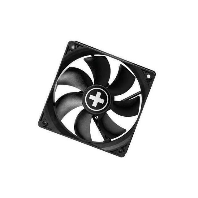 Xilence XPF60S.W Computer behuizing Ventilator 6 cm Zwart