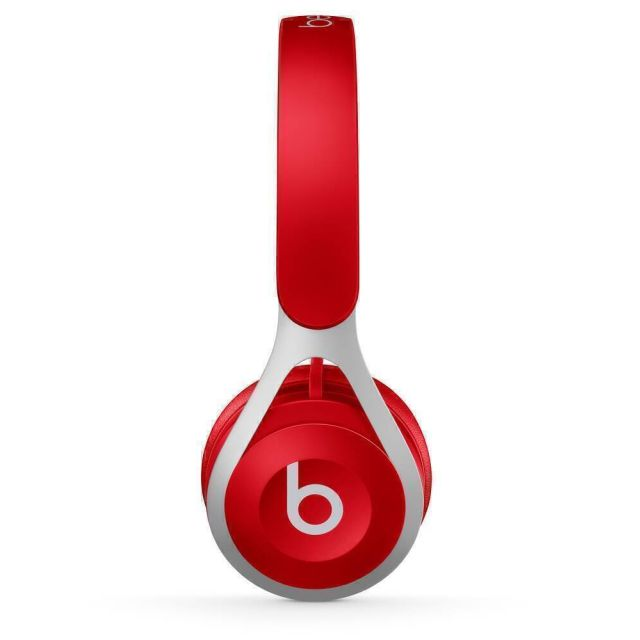 Beats by Dr. Dre Beats EP Headset Hoofdband 3.5 mm connector Rood