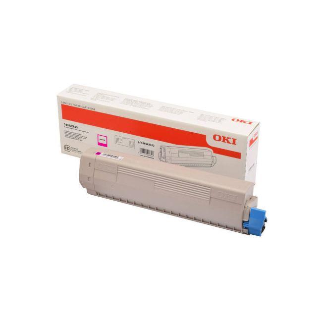 OKI 46443102 toner cartridge 1 stuk(s) Origineel Magenta