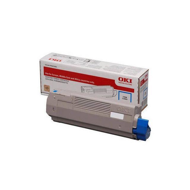 OKI 46471103 toner cartridge 1 stuk(s) Origineel Cyaan