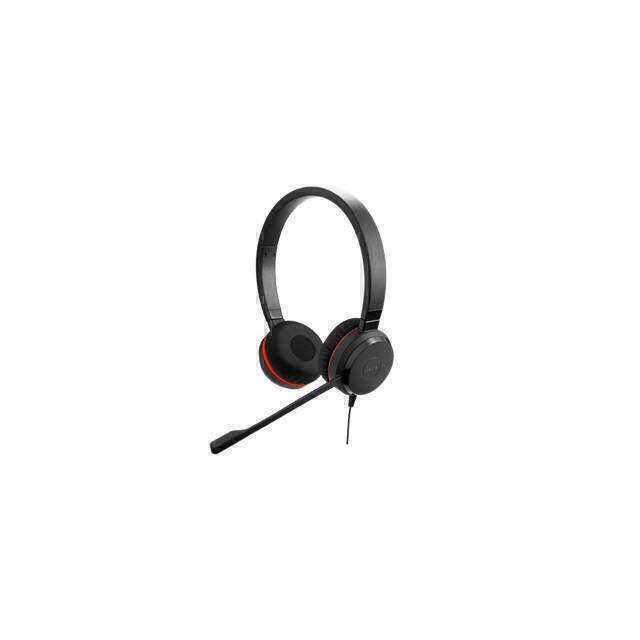 Jabra Evolve 30 II Headset Hoofdband 3.5 mm connector Zwart