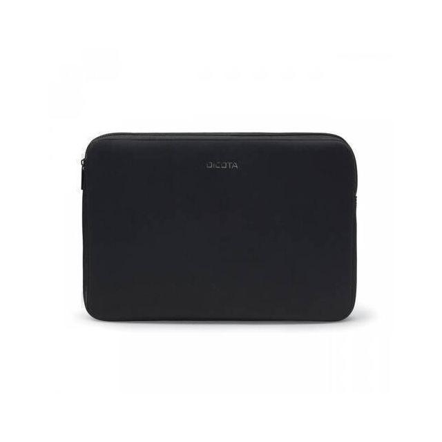 Dicota Perfect Skin notebooktas 43,9 cm (17.3 inch) Opbergmap/sleeve Zwart