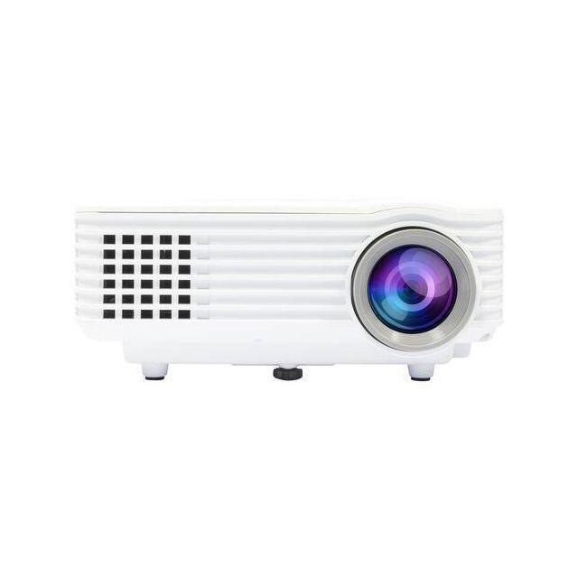 Salora 40BHD800 beamer/projector Draagbare projector 40 ANSI lumens LED 800x480 Wit