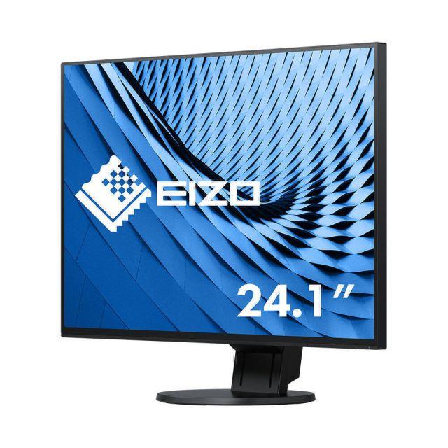 EIZO FlexScan EV2456-BK LED display 61,2 cm (24.1 inch) 1920 x 1200 Pixels WUXGA Zwart