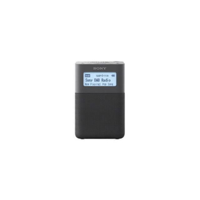 Sony XDR-V20D Klok Digitaal Grijs