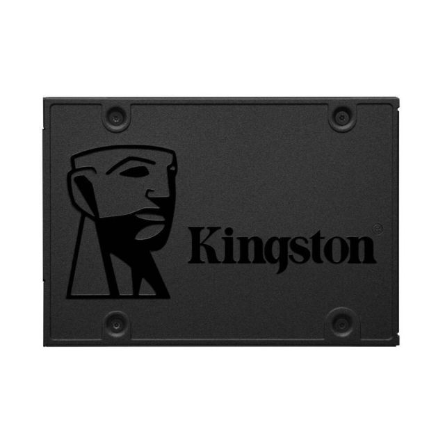 Kingston Technology A400 2.5 inch 480 GB SATA III TLC