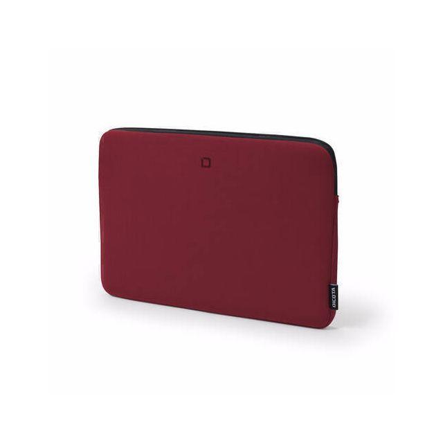 Dicota Skin BASE 13-14.1 notebooktas 35,8 cm (14.1 inch) Opbergmap/sleeve Rood