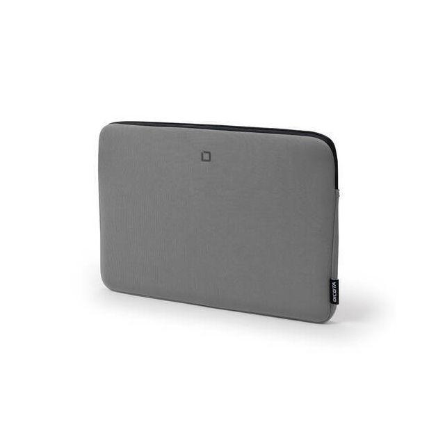 Dicota Skin BASE 13-14.1 notebooktas 35,8 cm (14.1 inch) Opbergmap/sleeve Grijs