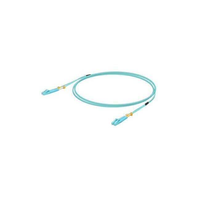 Ubiquiti Networks UniFi ODN 1m Glasvezel kabel LC OM3 Aqua-kleur