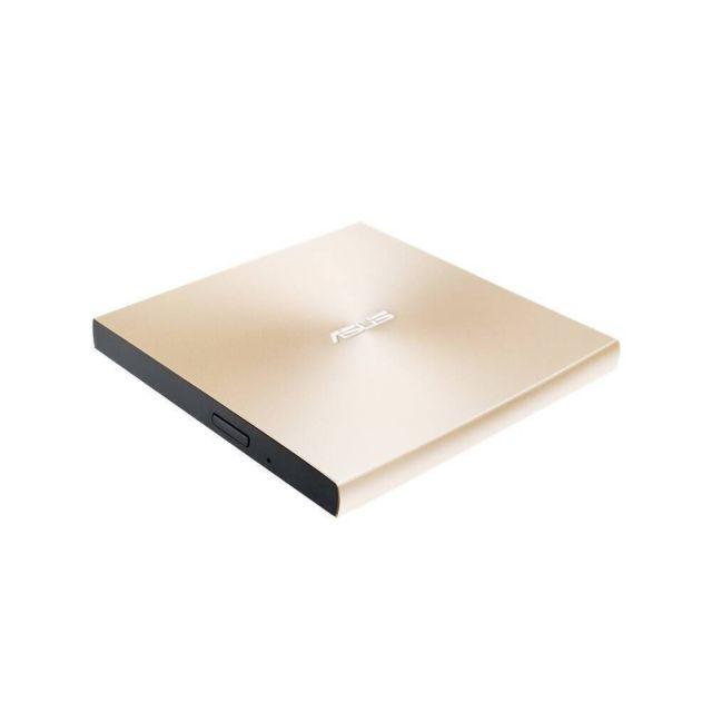 ASUS ZenDrive U9M optisch schijfstation DVD±RW Goud